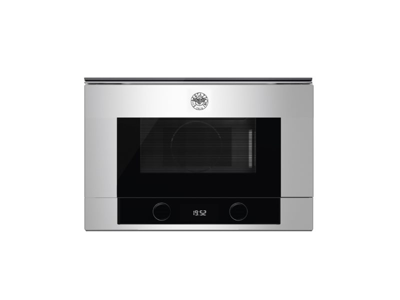 60x38cm microwave oven | Bertazzoni - Stainless Steel