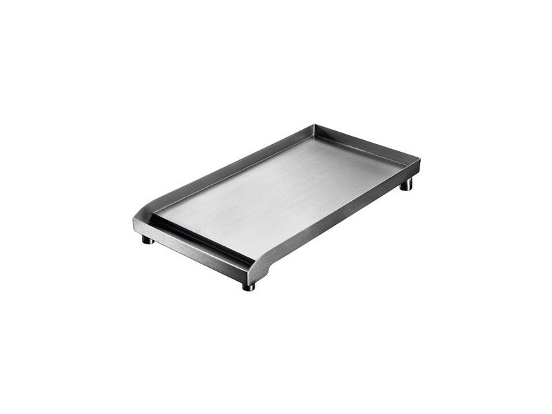 Stainless-Steel Griddle | Bertazzoni - Stainless Steel